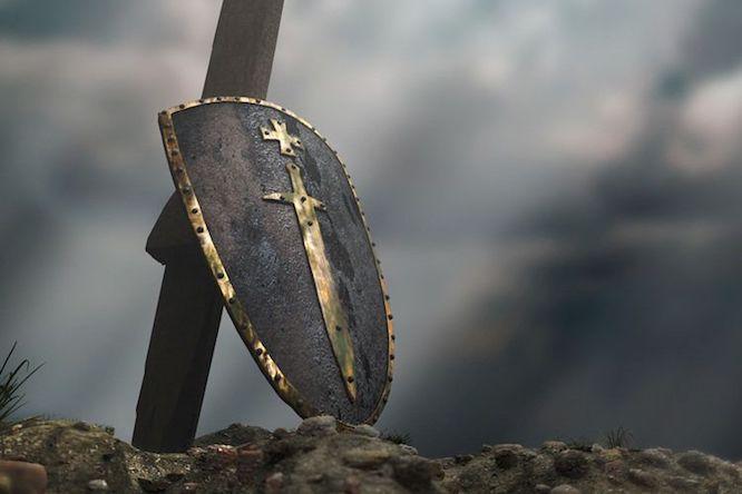 escudo da fé shield of faith